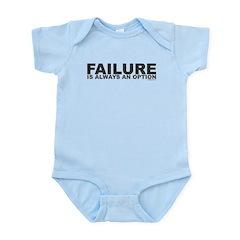 Failure Option Infant Bodysuit