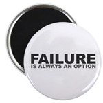 Failure Option Magnet