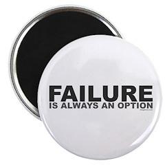 Failure Option Magnet