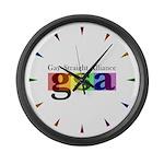 GSA Classic Large Wall Clock