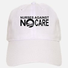Nurse's HealthCare Baseball Baseball Cap