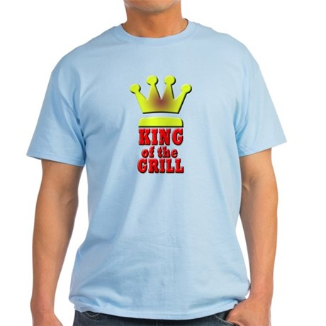 King of the grill Light T-Shirt