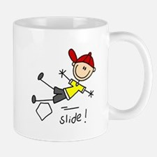 Girls Baseball Dive Mug
