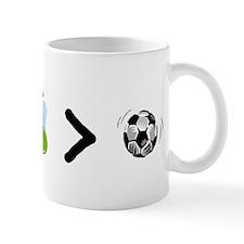 Golf > Soccer Mug