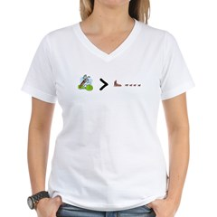 Golf > Dog Sledding Shirt
