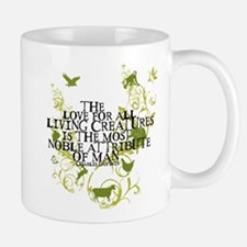 Darwin Noble - Animals and Floral Mug