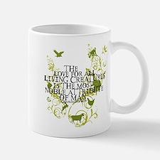 Darwin Noble - Animals and Floral Small Small Mug