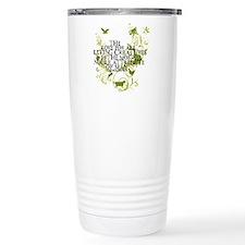 Darwin Noble - Animals and Floral Travel Mug