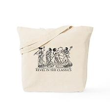 Cute Ancient Tote Bag
