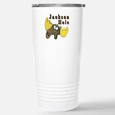 Jackson Hole moose Travel Mug