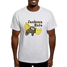 Jackson Hole moose T-Shirt