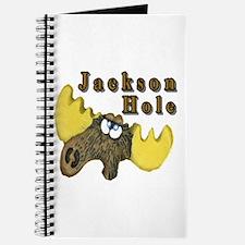 Jackson Hole moose Journal