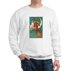 Witch and Owl Sweatshirt