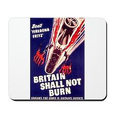 Beat Firebomb Fritz Mousepad