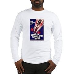 Beat Firebomb Fritz Long Sleeve T-Shirt