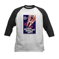 Beat Firebomb Fritz Kids Baseball Jersey