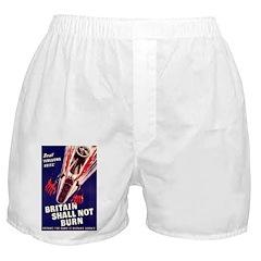 Beat Firebomb Fritz Boxer Shorts