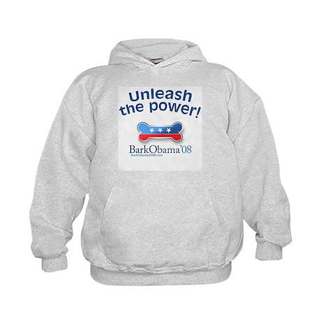 Unleash the power Kids Hoodie