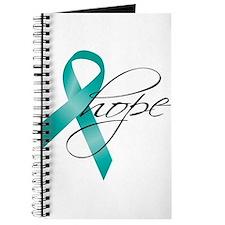 Cervical Cancer Ribbon Hope Journal