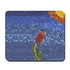 Mozaic Tulip Mousepad