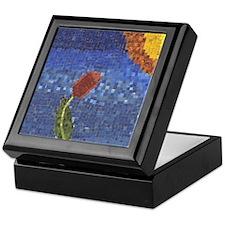Mozaic Tulip Keepsake Box