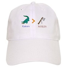 Gators > Noles Baseball Cap