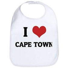 I Love Cape Town Bib