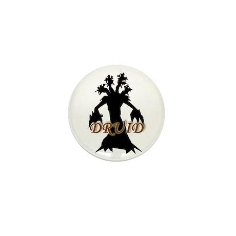 Warcraft Druid Tree Mini Button
