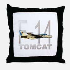 F-14 TOMCAT Throw Pillow