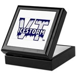 Vermont Ice Storm Keepsake Box