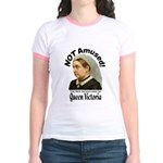 Queen Victoria Jr. Ringer T-Shirt