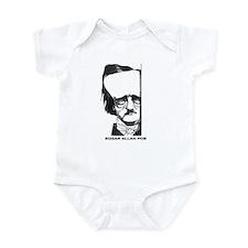 Edgar Allan Poe Infant Bodysuit