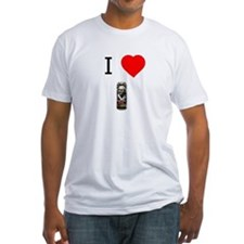 'I Love Arnold Palmer' Fitted-Tee