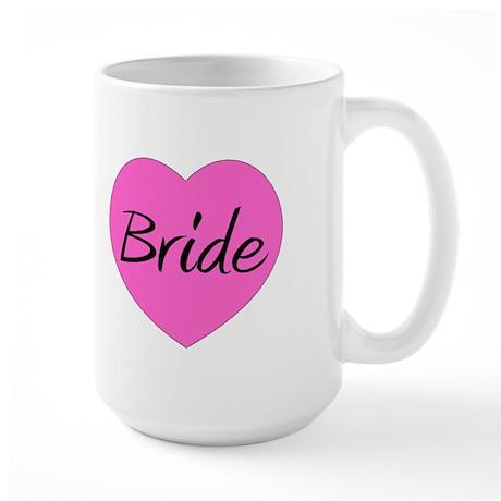 Bride Large Mug