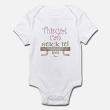 Stick It! Infant Bodysuit