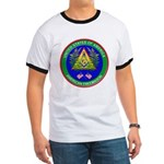 Masonic Proud American Mason Ringer T