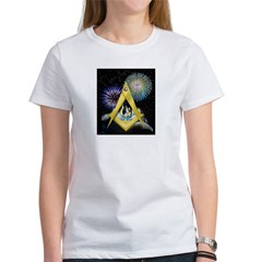 Celebrate Freemasonry Women's T-Shirt