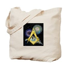 Celebrate Freemasonry Tote Bag