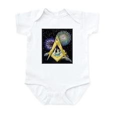 Celebrate Freemasonry Infant Bodysuit