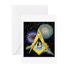 Celebrate Freemasonry Greeting Card