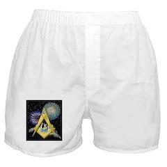Celebrate Freemasonry Boxer Shorts