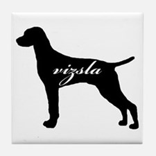 Vizsla DESIGN Tile Coaster