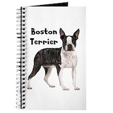 Boston Terrier Journal