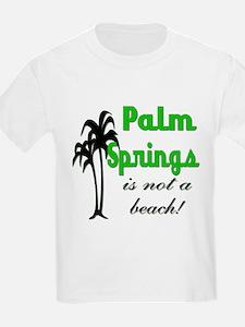 Palm Springs is not a Beach! T-Shirt