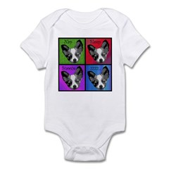 NAPPY PAPPY Infant Bodysuit