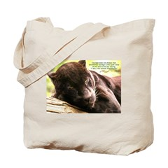 Jaguar Photograph Tote Bag