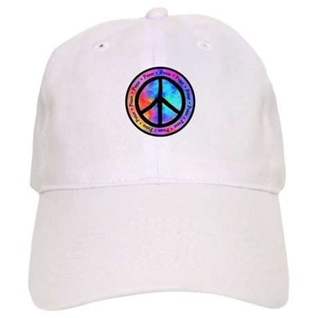 Peace Sign Cap