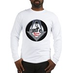Masonic Motorcycle Long Sleeve T-Shirt