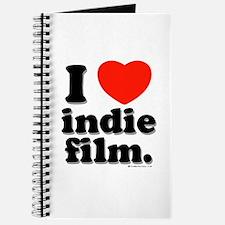I Love Indie Film Journal