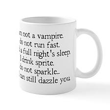 Not A Vampire Mug